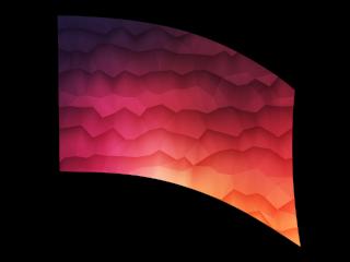 030216s - 36x52 Standard Abstract Ridges