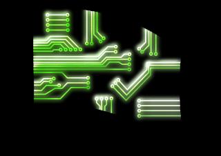 060105s - *36x54 Standard Green Circuit
