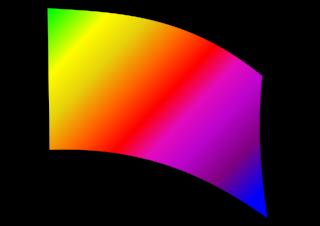 010402s - 36x54 Standard Rainbow Ombre