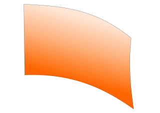 010203s - 36x54 Standard Orange Ombre