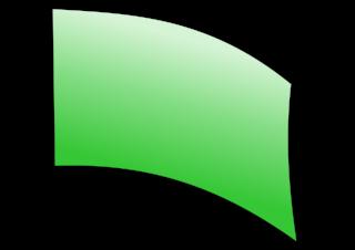 010205s - 36x54 Standard Green Ombre