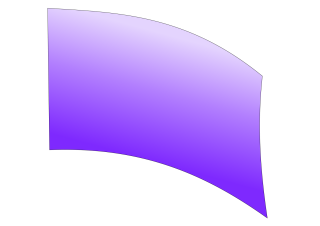 010208s - 36x54 Standard Purple Ombre