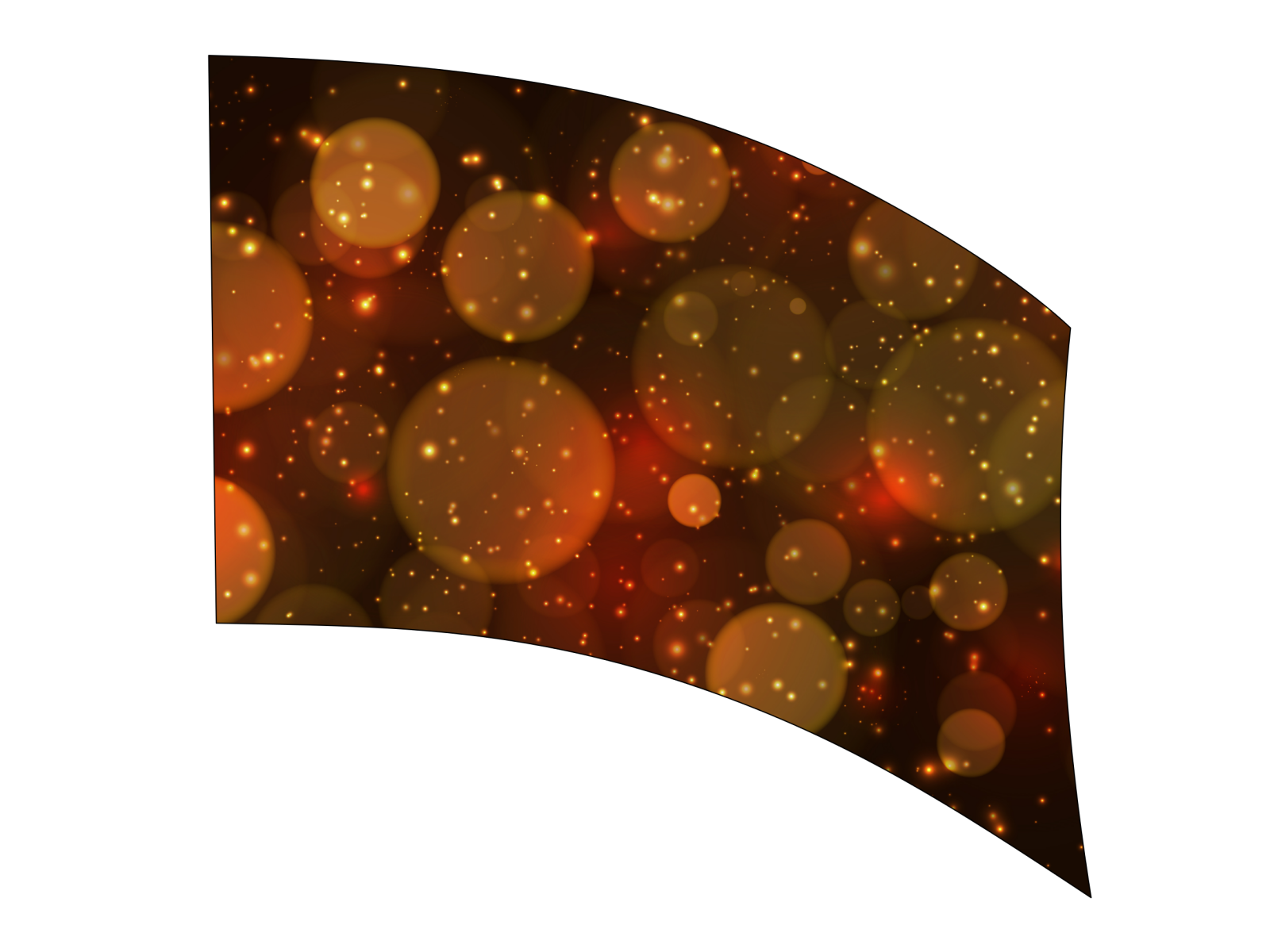 040112s - 36x52 Standard Abstract Fire Embers