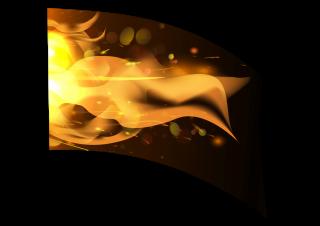 040101s - 36x54 Standard Flames 1