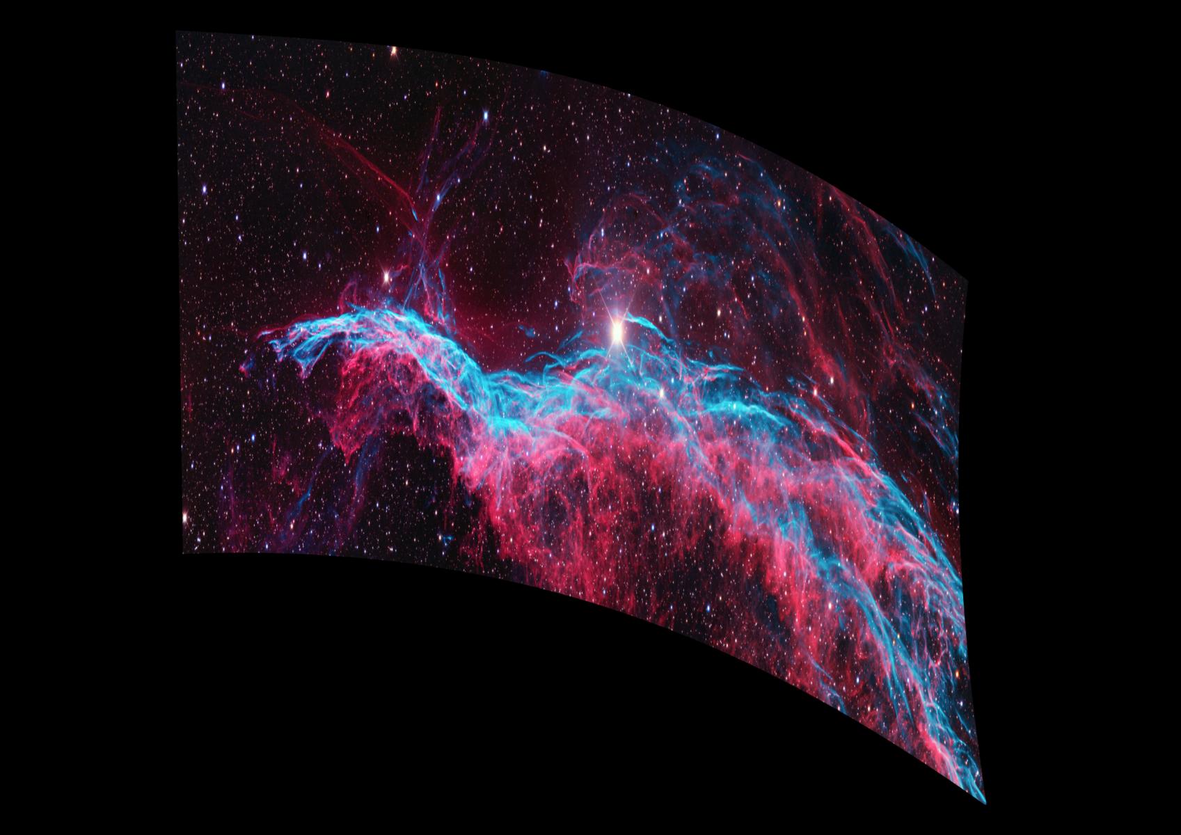 050202s - 36x54 Standard Veil Nebula