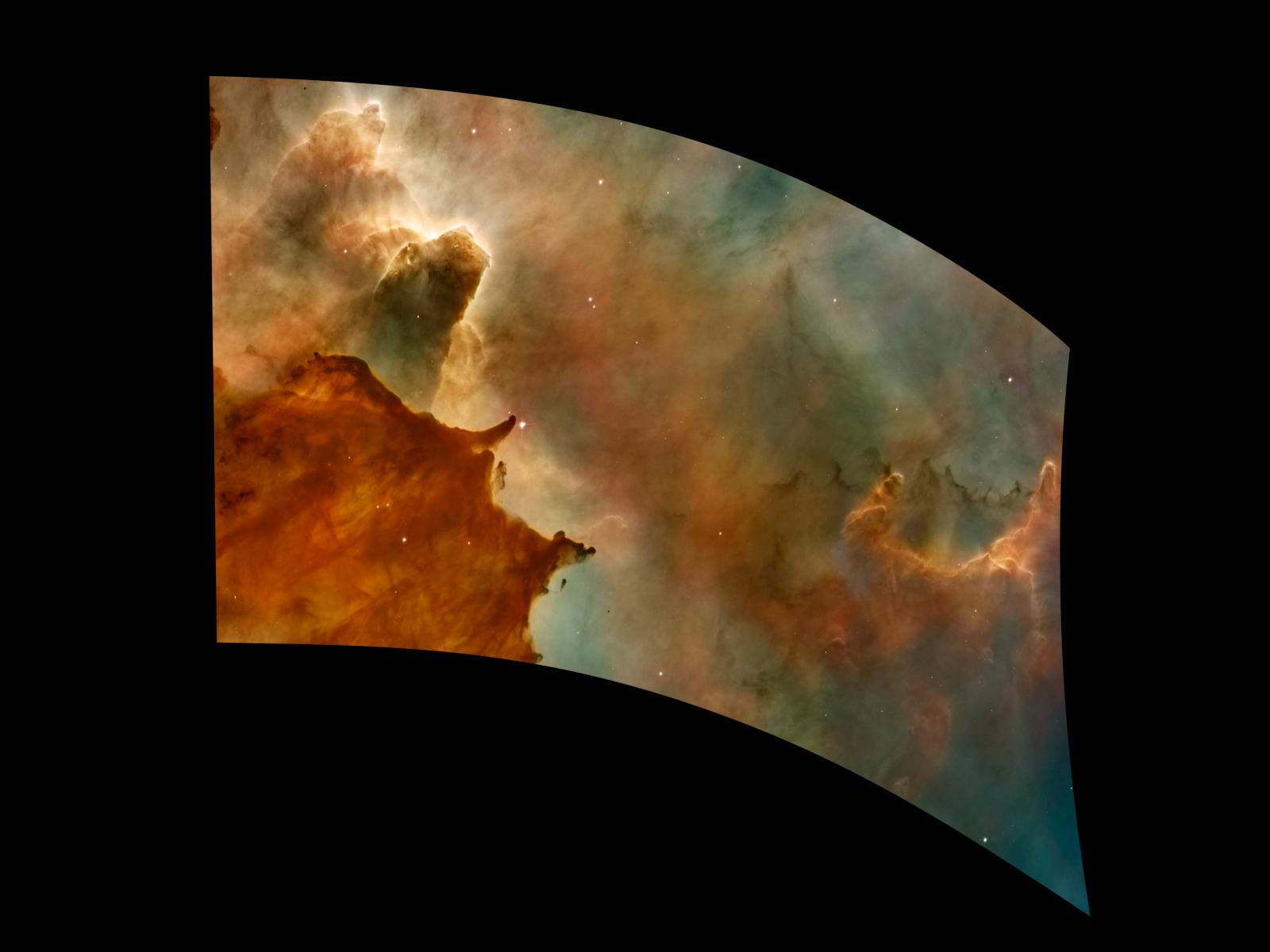 050204s - 36x54 Standard Rust Nebula