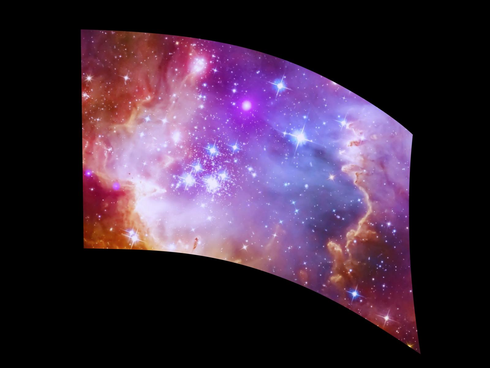 050205s - 36x54 Standard Beautiful Nebula