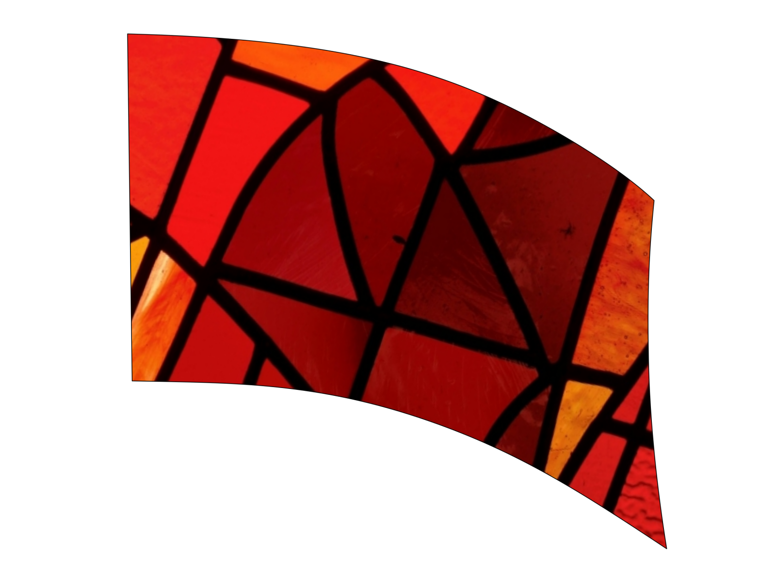 020205s - 36x54 Standard Stained Glass 3