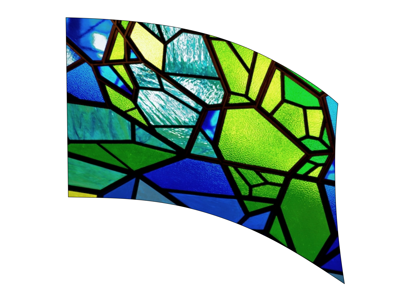 020206s - 36x54 Standard Stained Glass 4