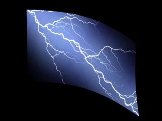 040403s - 36x54 Standard Lightning Bolt 2