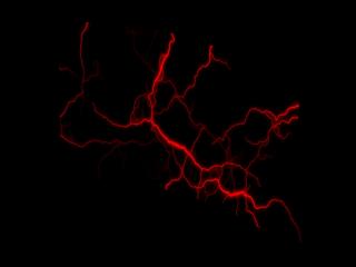 040405s - 36x54 Standard Red Lightning