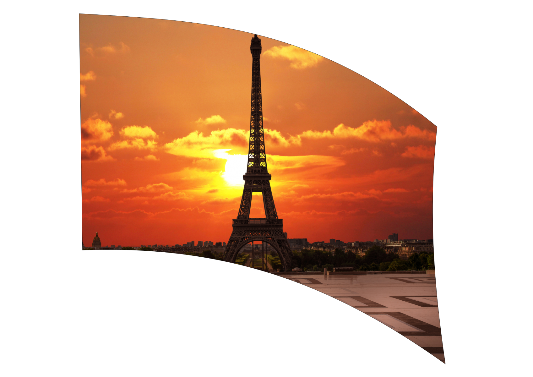 060307s - 36x54 Standard Eiffel Tower 2