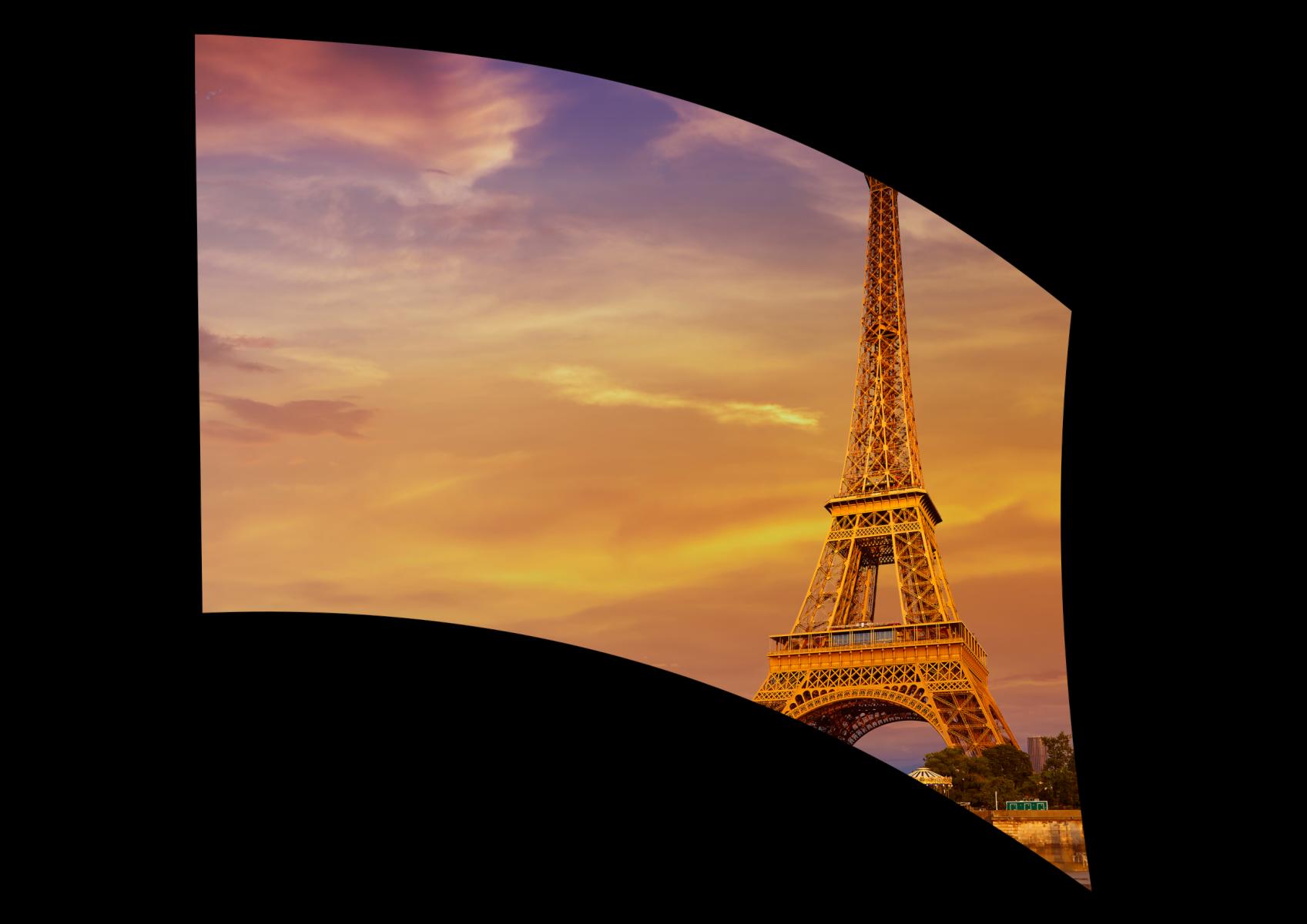 060308s - 36x54 Standard Eiffel Tower 3