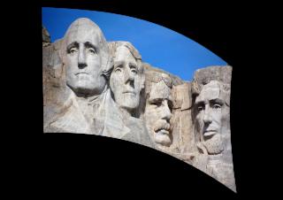 060301s - 36x54 Standard Mt Rushmore 1