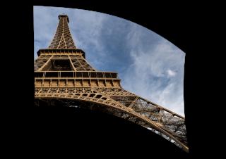 060306s - 36x54 Standard Eiffel Tower 1