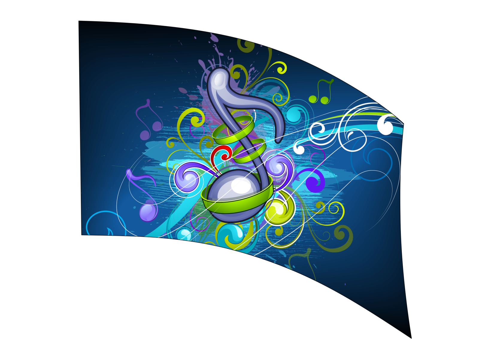 060406s - 36x52 Standard Music Notes 3