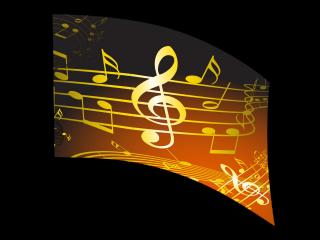 060408s - 36x52 Standard Music Staff 1