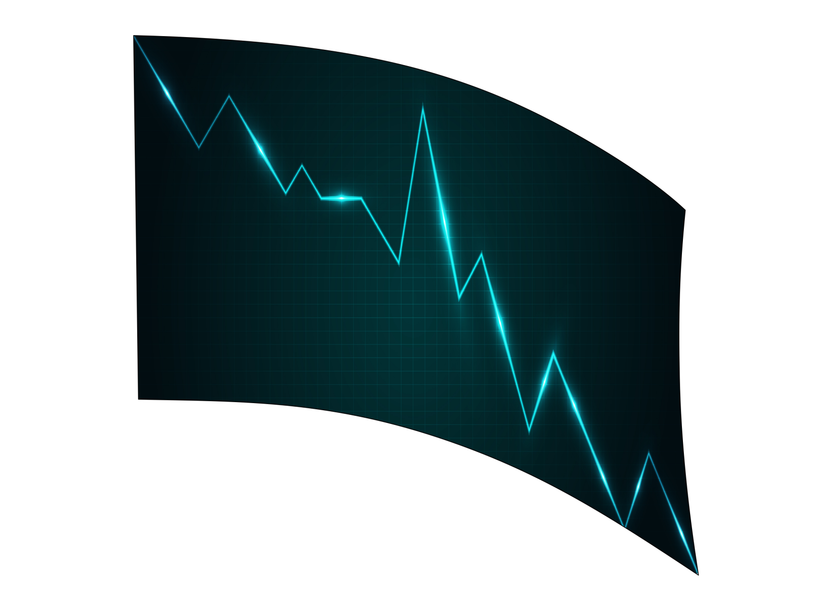 061101s - 36x52 Standard Stock Market Graph