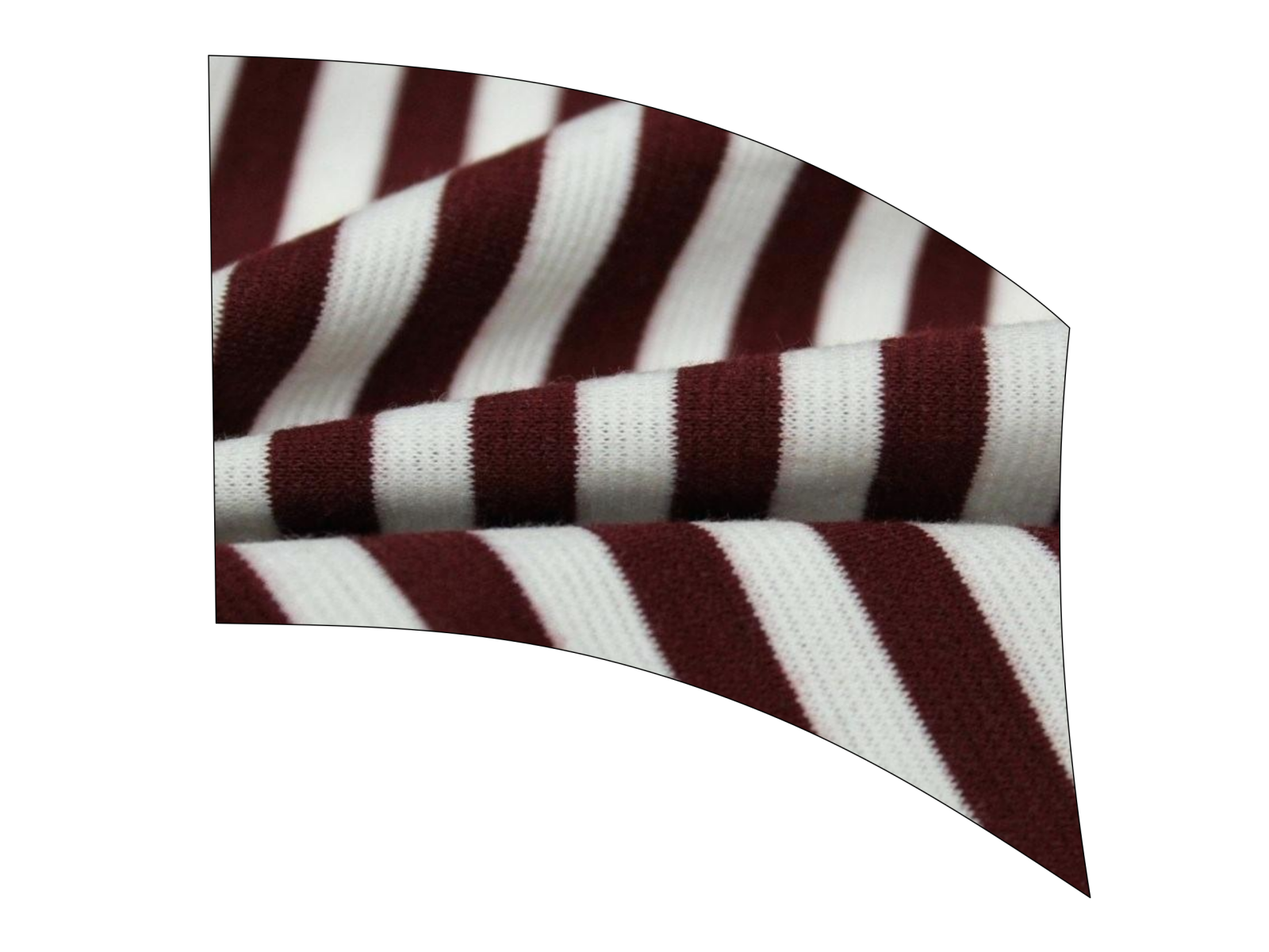 060201s - 36x52 Standard Abstract Red and White Stripes