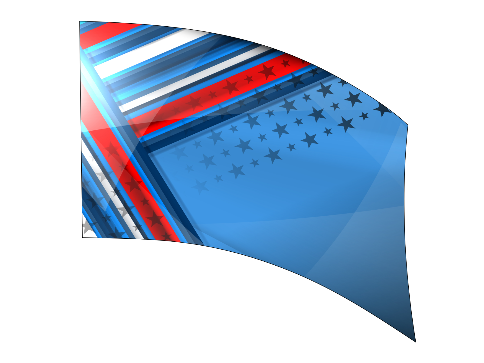 060219s - 36x52 Standard Patriotic 3