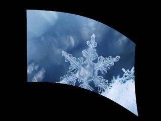040202s - 36x52 Standard Snowflake 1