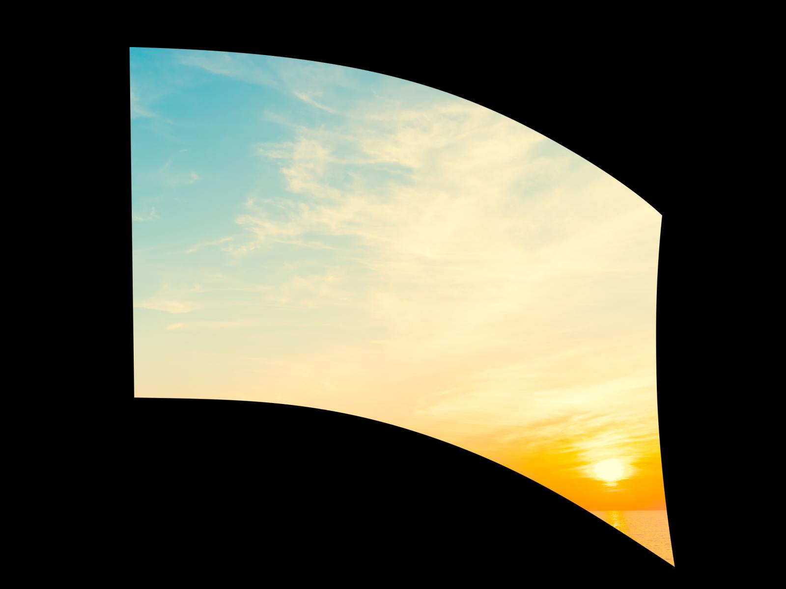 050307s - 36x52 Standard Corner Sunset