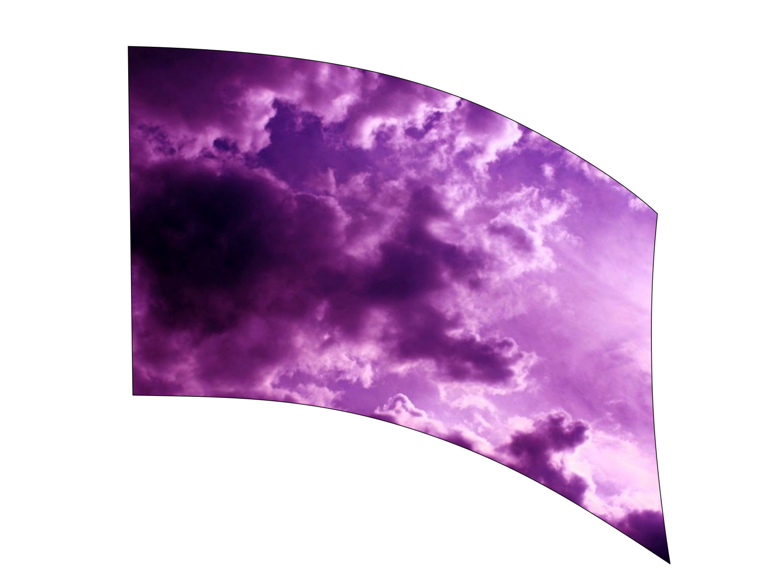 050311s - 36x52 Standard Purple Clouds 2