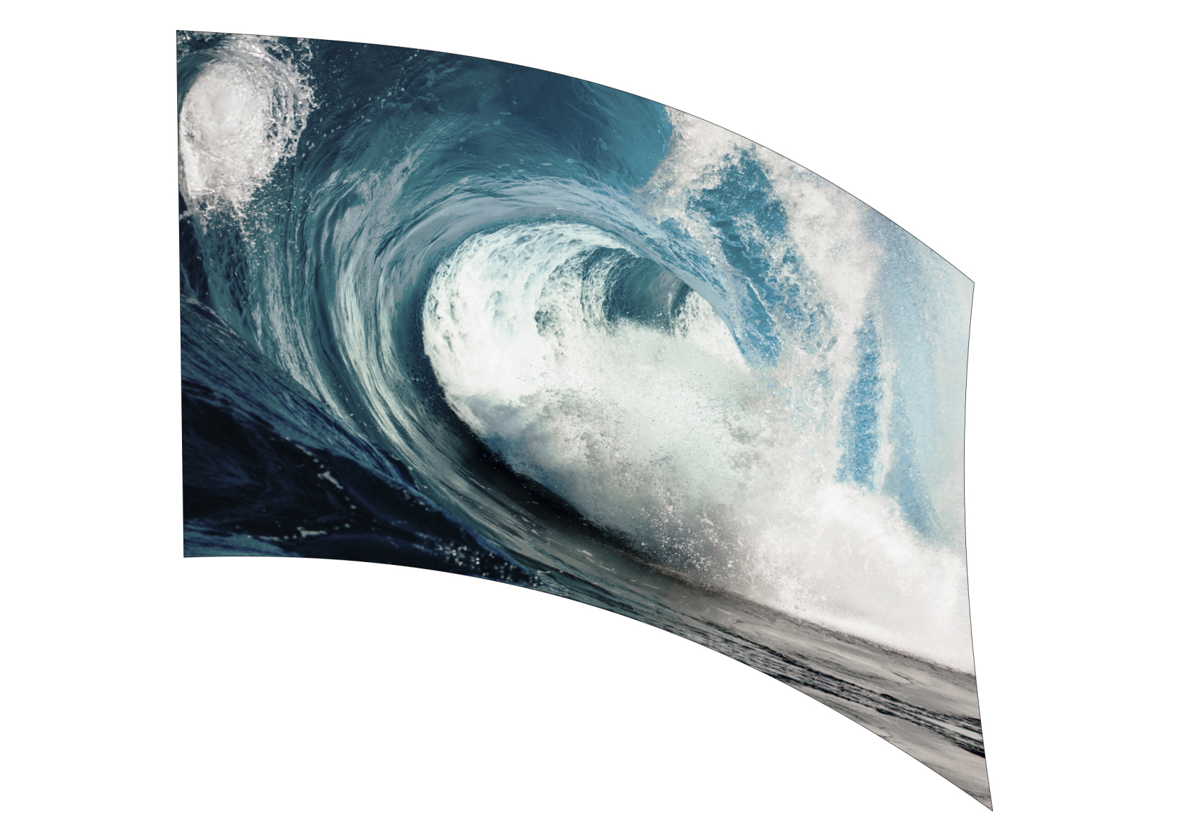040301s - 36x54 Standard Tidal Wave 1
