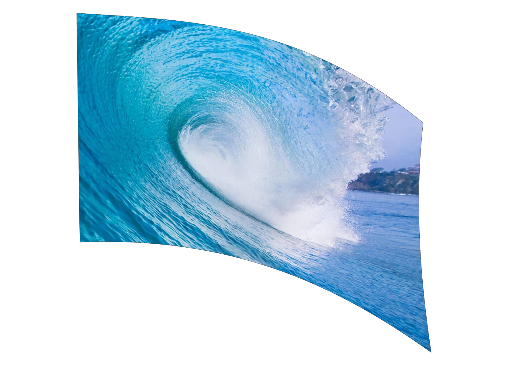 040302s - 36x54 Standard Tidal Wave 2