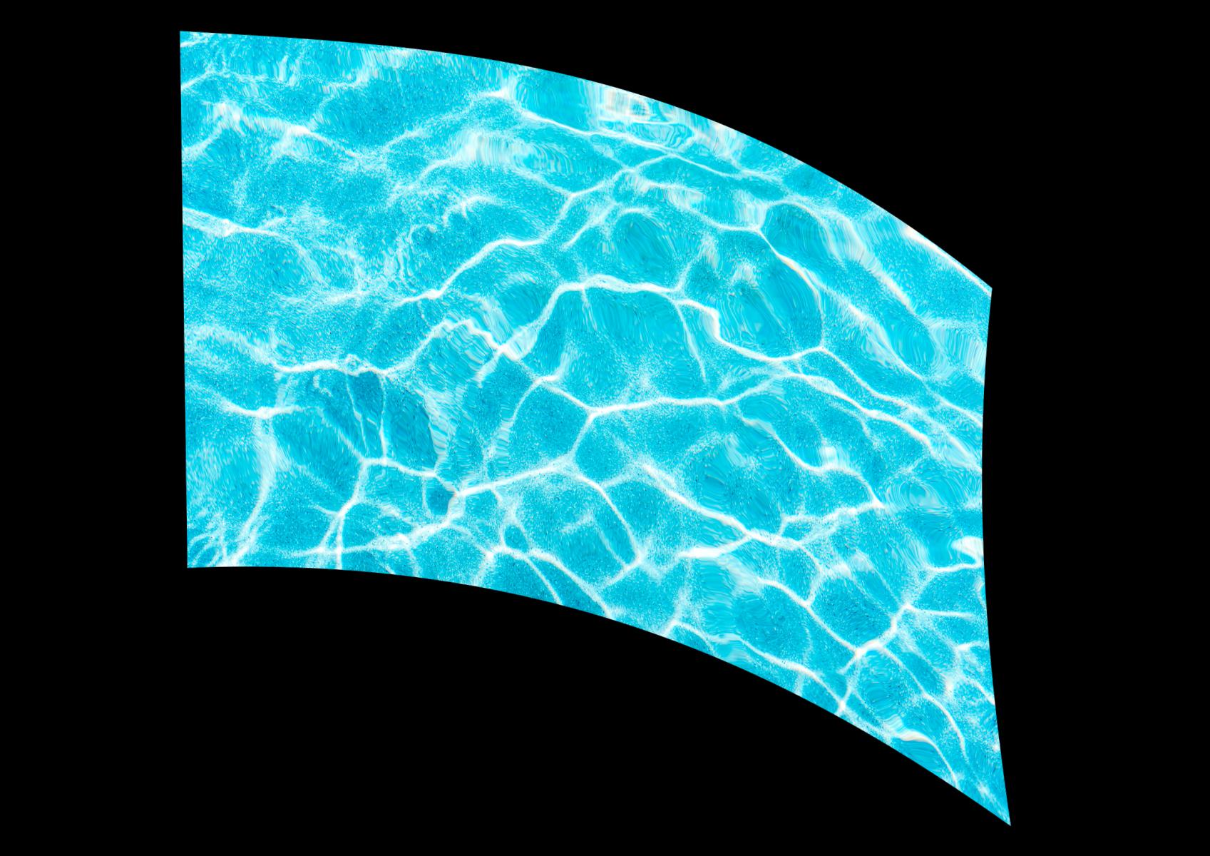 040304s - 36x54 Standard Summer Pool Water