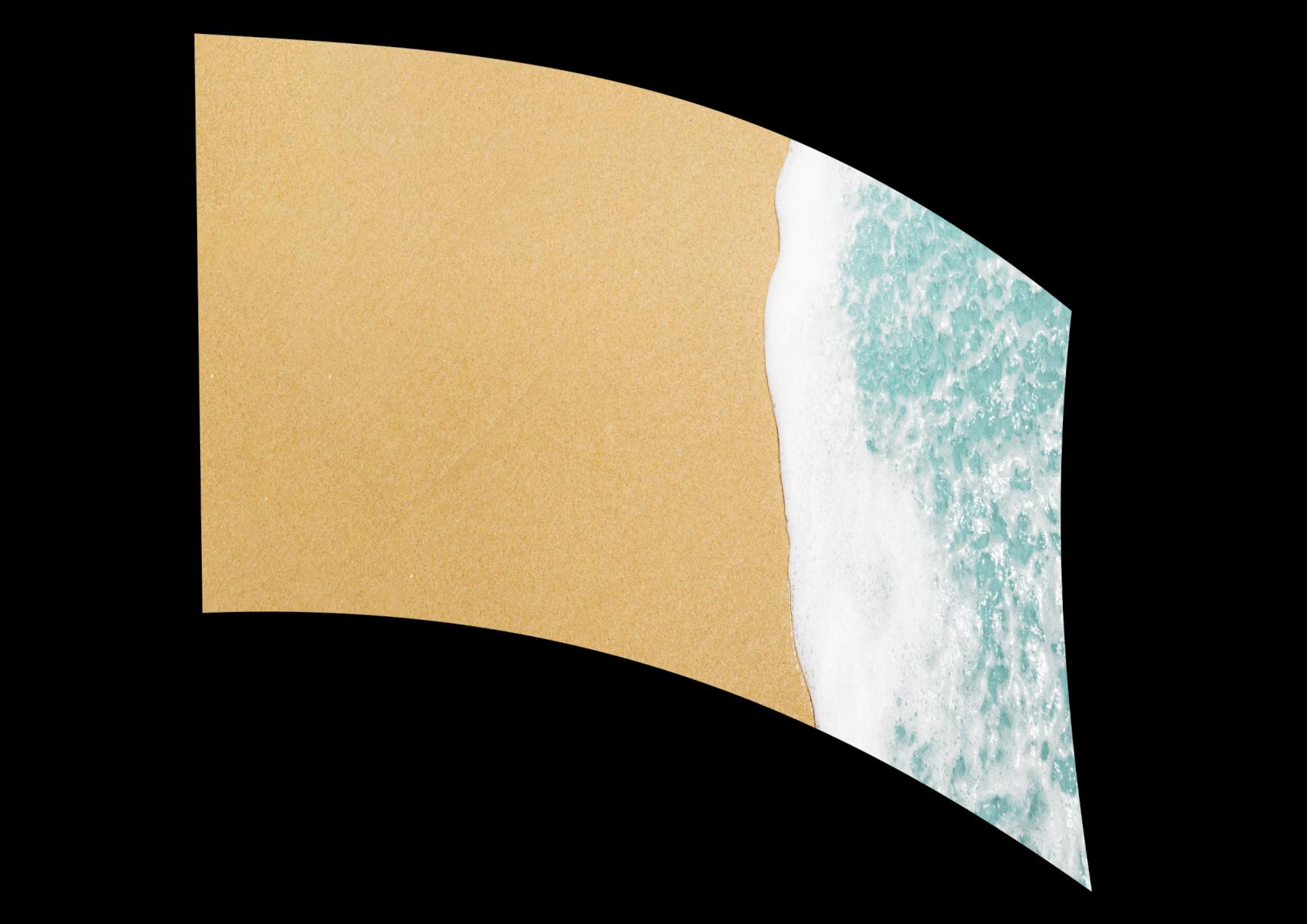 040306s - 36x54 Standard Ocean Shore