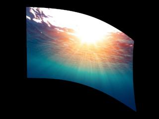 040308s - 36x54 Standard Underwater Sunshine