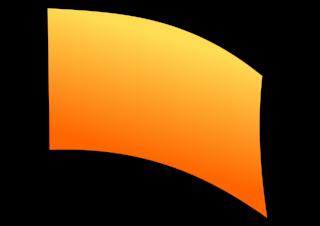 010305s - 36x54 Standard Yellow Orange Ombre
